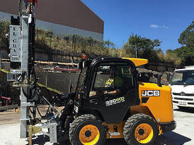 NEW EL-GRA SKID STEER POST DRILL AND DRIVER ATTACH - picture2' - Click to enlarge