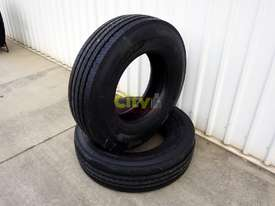 295/80R22.5 Michelin X Multi Steer Tyre - picture1' - Click to enlarge