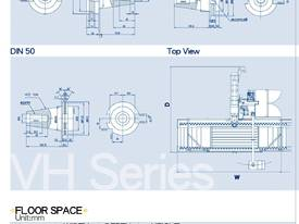 VH-2000L-3500L Series Bed Type Universal Milling  - picture12' - Click to enlarge