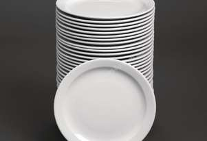 Special Offer Athena Narrow Rimmed Plates 11
