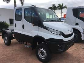 Iveco Daily 4x4 Dual Cab - picture0' - Click to enlarge