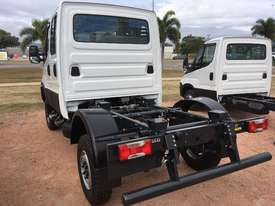 Iveco Daily 4x4 Dual Cab - picture2' - Click to enlarge