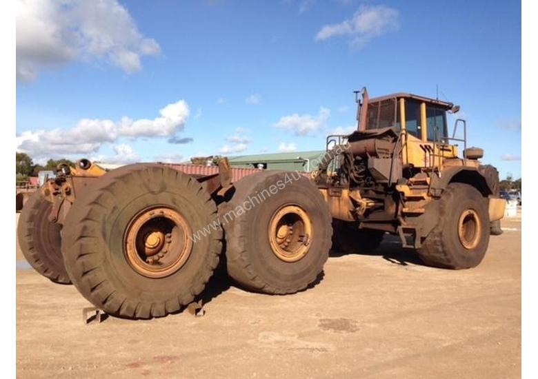 VOLVO A40E TRUCK - DISMANTLING/WRECKING