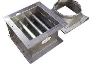 Open throat Grate Magnetic Separator (s/s)