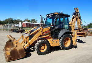 Case   580SR-4PS Backhoe Loader