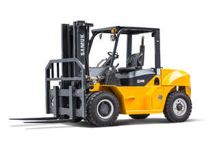 5T, 7T or 10T Diesel Forklift - Rent to own a 5T Diesel from $210 +gst per week. 5yr Warranty