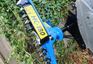 Cut through any hedge thickness at different angles with the HC150 Hedge Cutter with Hitch