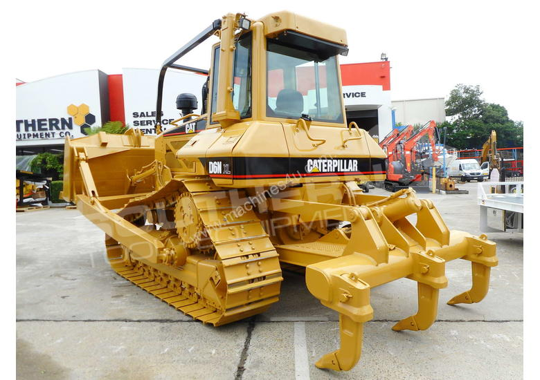 Used Caterpillar D6N XL Dozer in , - Listed on Machines4u