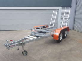 Galvanised Plant Trailer - picture0' - Click to enlarge