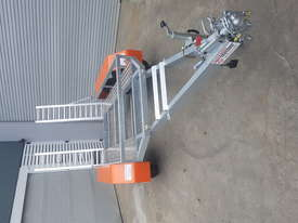 Galvanised Plant Trailer - picture1' - Click to enlarge