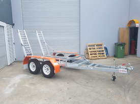 Galvanised Plant Trailer - picture2' - Click to enlarge