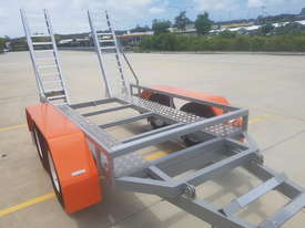 Galvanised Plant Trailer - picture3' - Click to enlarge