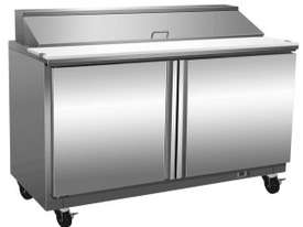 EXQUISITE COMMERCIAL KITCHEN SANDWICH / PIZZA PREPARATION CHILLERS - picture1' - Click to enlarge