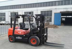 Wecan 2.5 Tonne Forklift Container Mast 3 stage