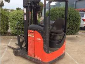 Linde Reach Truck - picture2' - Click to enlarge