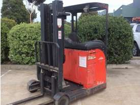 Linde Reach Truck - picture1' - Click to enlarge
