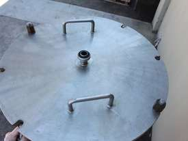 Stainless Steel Jacketed Vessel - picture4' - Click to enlarge