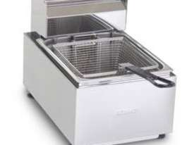 Roband - F15 - Single Pan Fryers / 5 Liter Capacity F15 - picture0' - Click to enlarge