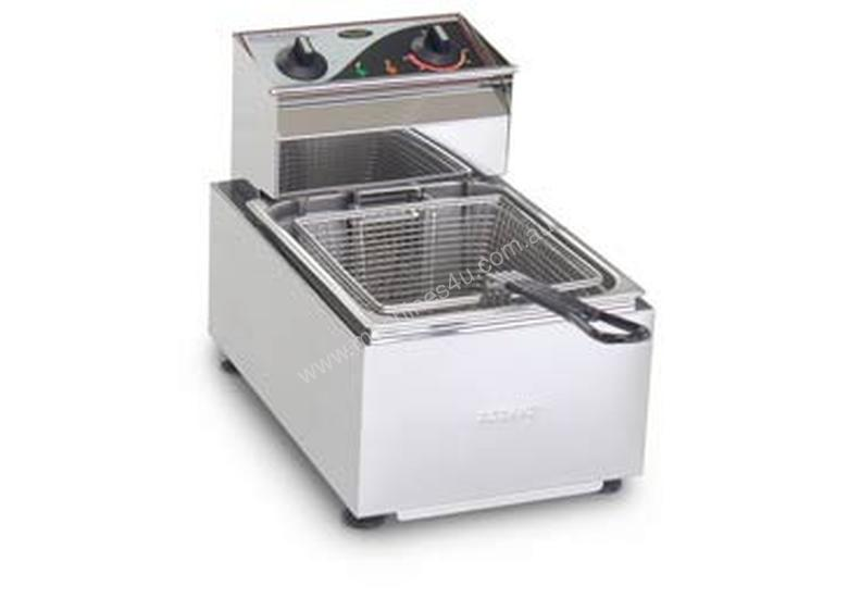 Roband - F15 - Single Pan Fryers / 5 Liter Capacity F15