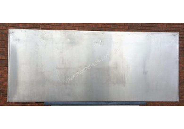 1830 MM USED STAINLESS STEEL PIZZA CANOPY