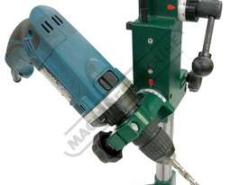 DS-19 Compact Power Drill Stand Spring Return Drilling Head Suits Hand Power Drills with 38mm or 43m - picture4' - Click to enlarge
