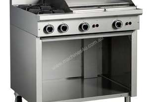 Cobra C9B - 900mm Gas Cooktops - Open Cabinet Base