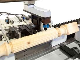 INTOREX Industrial CNC woodlathes - picture2' - Click to enlarge