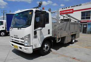 2008 Isuzu NPR 300 MEDIUM CUSTOM SERVICE BODY