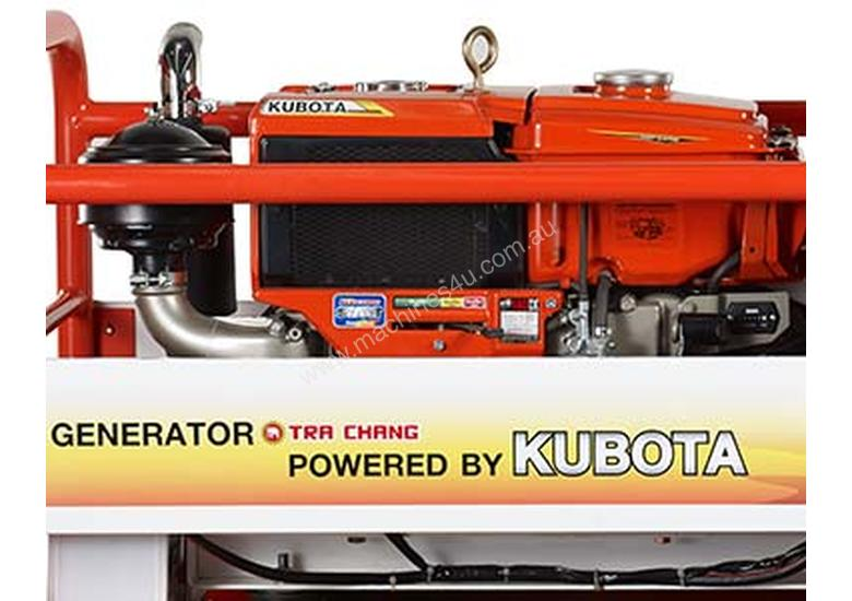 Kubota DG7500 Workforce Generator