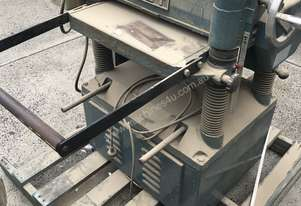 Wood Thicknesser and Dust Collector