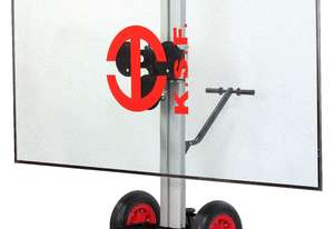 180KG Glass Trolley