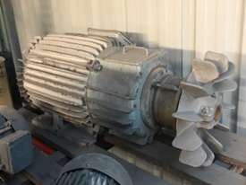 7.5 kw 10 hp 4 pole 415 volt Slip Ring Electric Motor - picture0' - Click to enlarge