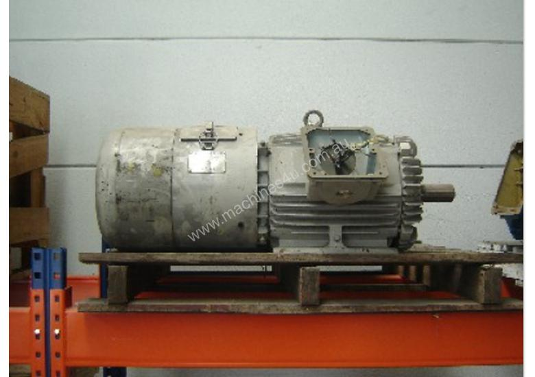 7.5 kw 10 hp 4 pole 415 volt Slip Ring Electric Motor