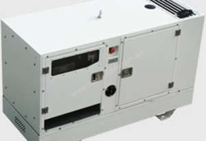 10KW/10KVA - 240V 1 Phase Soundproof Diesel Generator.  ITALY build GERMAN Engine.