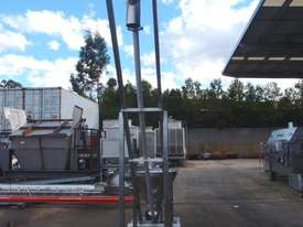 Tubular Screw Conveyor, 75mm Dia x 2850mm H - picture2' - Click to enlarge