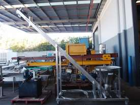 Tubular Screw Conveyor, 75mm Dia x 2850mm H - picture4' - Click to enlarge