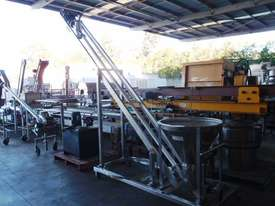 Tubular Screw Conveyor, 75mm Dia x 2850mm H - picture5' - Click to enlarge