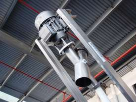Tubular Screw Conveyor, 75mm Dia x 2850mm H - picture6' - Click to enlarge