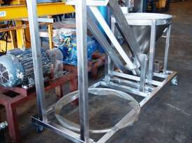 Tubular Screw Conveyor, 75mm Dia x 2850mm H - picture7' - Click to enlarge