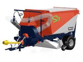 TRILO S3 VACUUM SWEEPER - picture0' - Click to enlarge