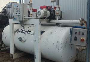 Rotary Vane Vacuum Pump Suction System CompAir Roto Mil's