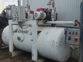 Rotary Vane Vacuum Pump Suction System CompAir Roto Mil's - picture0' - Click to enlarge