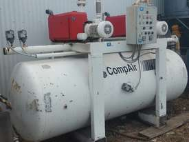 Rotary Vane Vacuum Pump Suction System CompAir Roto Mil's - picture1' - Click to enlarge