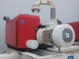 Rotary Vane Vacuum Pump Suction System CompAir Roto Mil's - picture4' - Click to enlarge