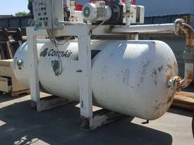 Rotary Vane Vacuum Pump Suction System CompAir Roto Mil's - picture3' - Click to enlarge