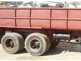 TANDEM STEEL 10M3 TIPPING BODY - picture0' - Click to enlarge