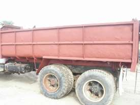 TANDEM STEEL 10M3 TIPPING BODY - picture2' - Click to enlarge