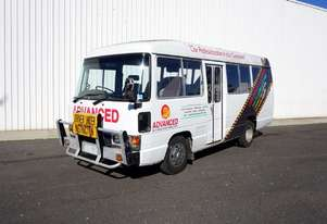 1989 Toyota Coaster 20 Seat Air Cond Bus