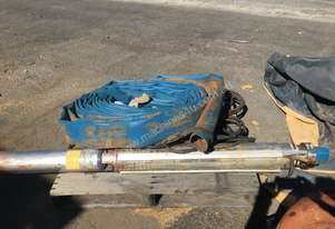 Grundfos Borehole Pump - 5 available