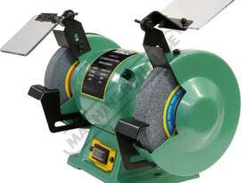 X6 Industrial Bench Grinder Ø150mm Fine & Coarse Wheels 0.37kW - 0.5HP Motor Power - picture7' - Click to enlarge